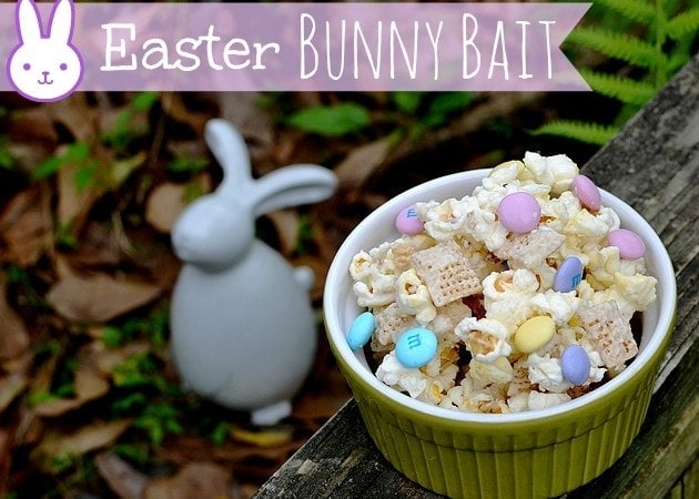 Sweet Easter Treats: Bunny Bait