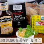 Easy Chicken Recipe with Silver Spur Split Chicken #MealsTogether