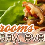 Celebrate National Nutrition Month with More Mushrooms! #MushroomDish