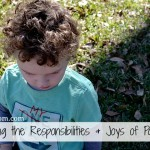 Balancing Joys and Responsibilities as a Parent