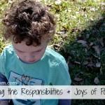 Balancing Joys and Responsibilities as a Parent