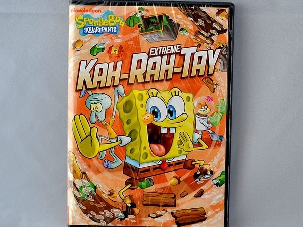 SpongeBob SquarePants: Extreme Kah-Rah-Tay!