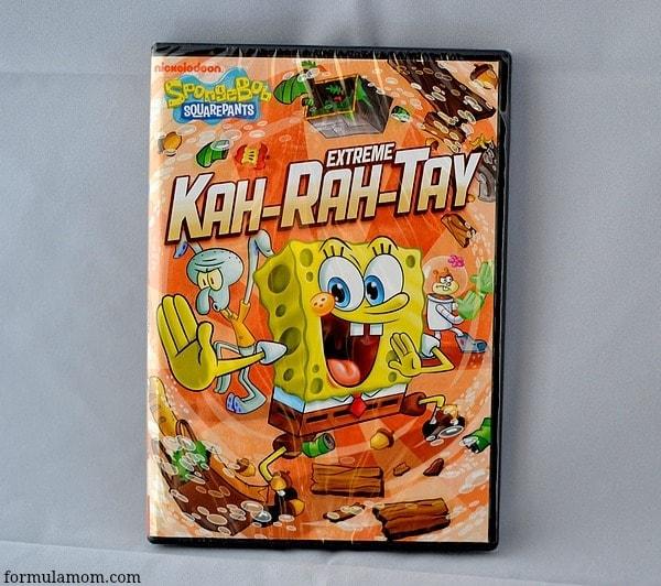 Nickelodeon SpongeBob SquarePants: Extreme Kah-Rah-Tay!