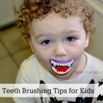 5 Teeth Brushing Tips for Kids #ToothTunes1D