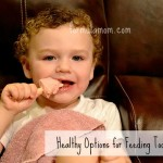 Healthy Options for Feeding Toddlers #FreshNFruti