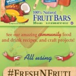 Fruti Pinterest Party – Enter to win!