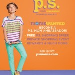 P.S. from Aeropostale — PS Moms Wanted!
