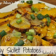 Skillet Cheesy Potatoes
