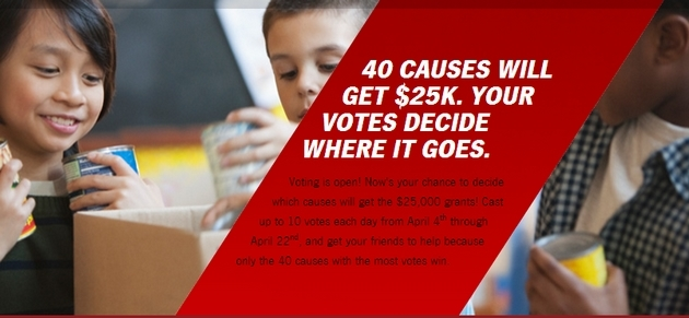 State Farm Neighborhood Assist: Vote Now