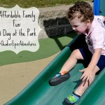Affordable Family Fun: A Day at the Park #QuakerEpicAdventures