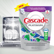 Cascade #MyPlatinum Ambassador