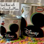 Sharing Our News with Disney Paint #DisneyPaintMoms
