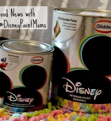 Disney Paint #DisneyPaintMoms