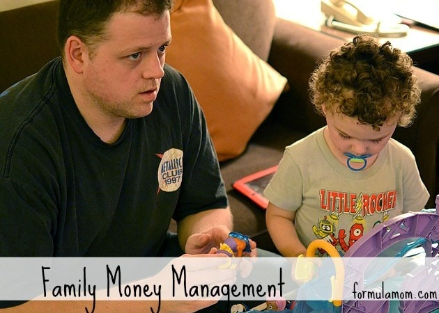 Family Money Management #SHgenworth