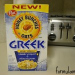 Honey Bunches of Oats Greek Honey Crunch Cereal