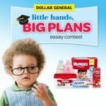Huggies® Little Hands, Big Plans Essay Contest