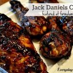 Jack Daniels Chicken
