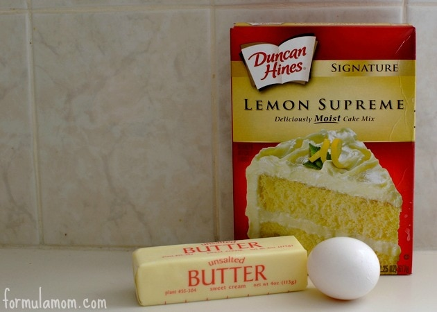 Recipes Using Box Cake Mix