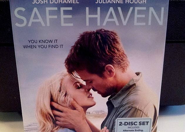 Safe Haven DVD Review