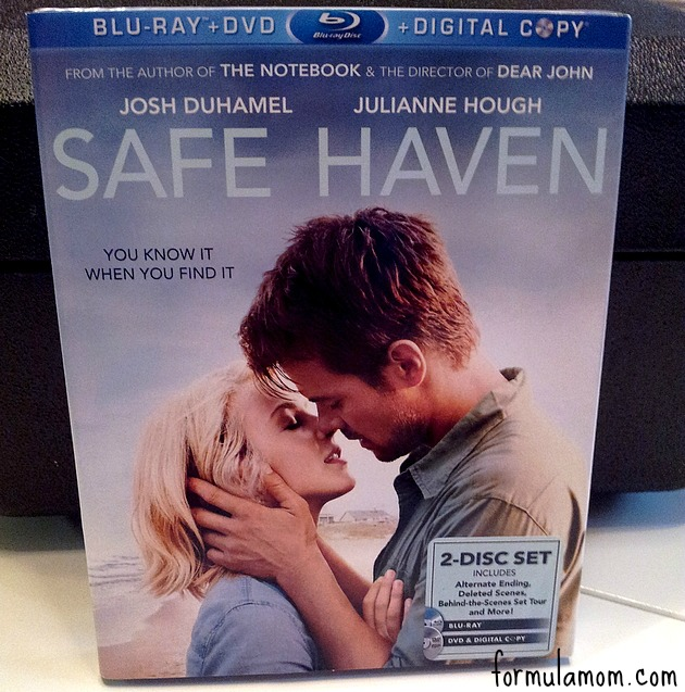safe haven dvd review • the simple parent safe haven dvd review
