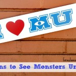 5 Reasons to See Monsters University This Summer #MonstersUPremiere
