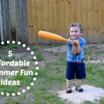 5 Affordable Summer Fun Ideas