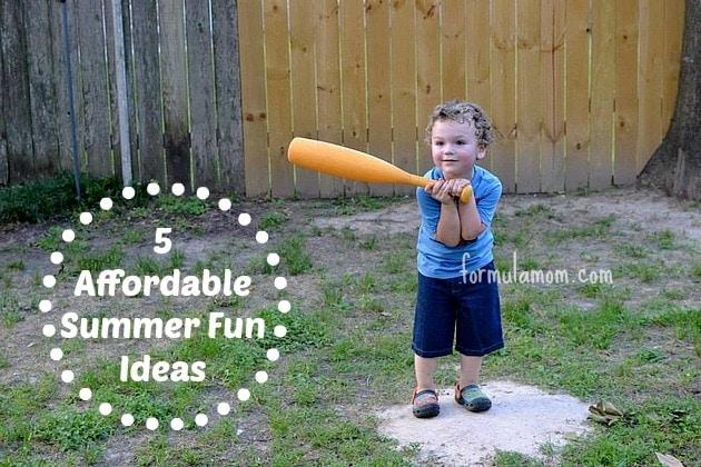 5 Affordable Summer Fun Ideas