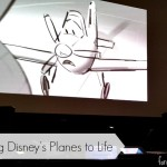Bringing Disney Planes to Life #DisneyPlanesEvent