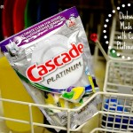 Cascade #MyPlatinum Makes a Dishwashing Difference