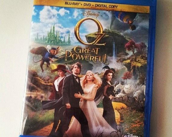 Disney Oz on DVD #DisneyOz
