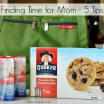 Finding Time for Mom – 5 Tips #QuakerEpicAdventures