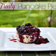 Fruity Pancake Pie Recipe