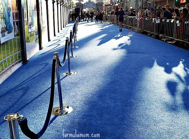 Monsters University Blue Carpet #MonstersUPremiere
