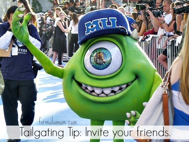 Monsters University Premiere Mike Wazowski #MonstersUPremiere