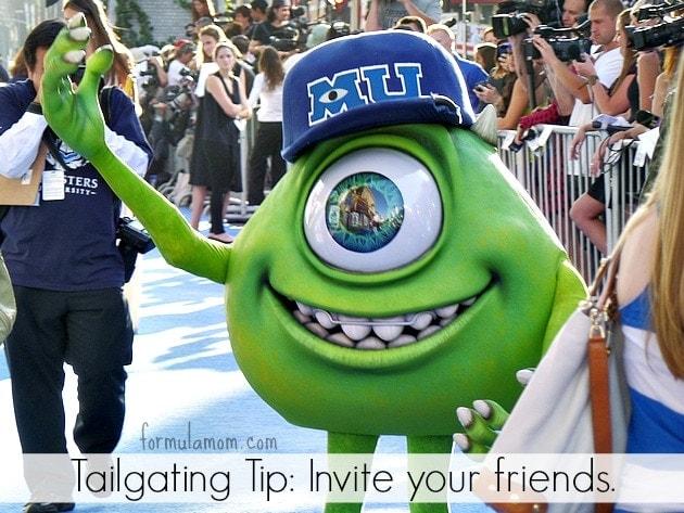 Monsters University Premiere Mike Wazowski #MonstersUPremiere