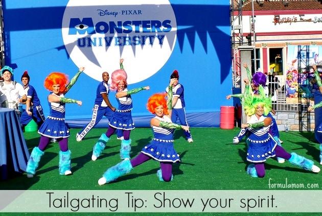 Monsters University School Spirit #MonstersUPremiere
