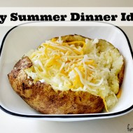 Easy Summer Dinner Ideas #EverydayDairy