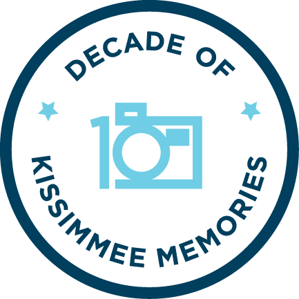 Decade of Memories Grand Prize Winner @ExperienceKissimmee #Kiss10