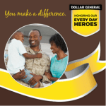 Veterans are June's Everyday Heroes at Dollar General