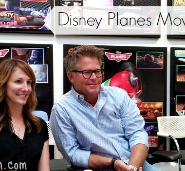 Disney Planes Movie Secrets from the Director & Producer #DisneyPlanes