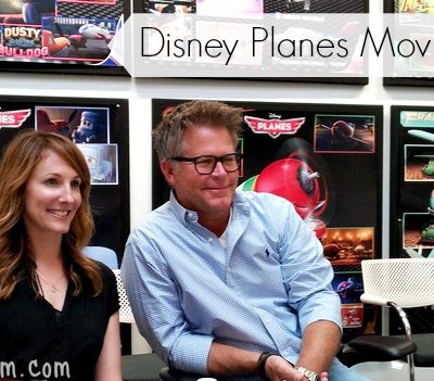 Disney Planes Movie Secrets from the Director & Producer #DisneyPlanes