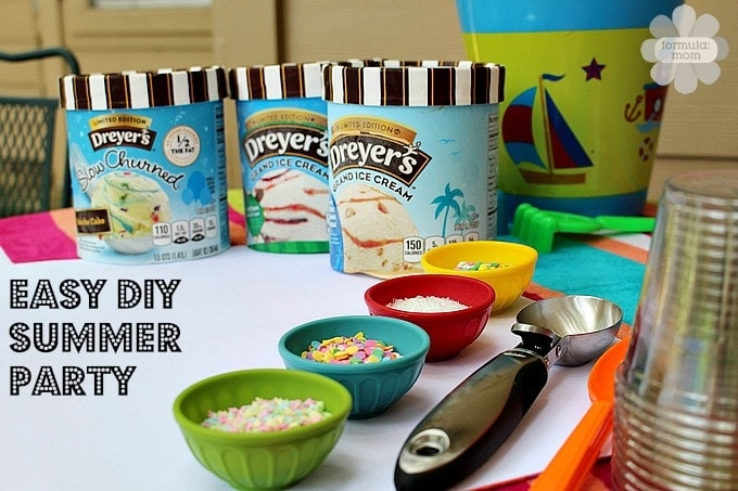 Diy Summer Party Affordable Family Fun
