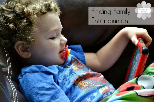 Finding Family Entertainment with #NetflixFamilies