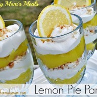 Lemon Pie Parfait Recipe