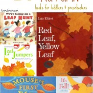 15 Great Fall Books for Toddlers & Preschoolers