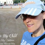 Letters to My Child: 20 Things My Children Should Know