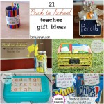 21 Back to School Teacher Gifts
