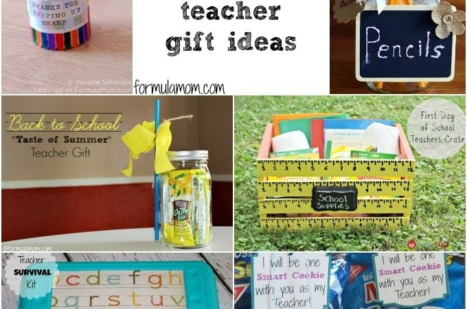 21 Back to School Teacher Gifts