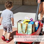 Bag It Forward Back to School Supplies Donation