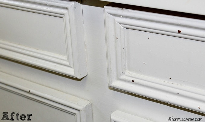 Cleaning Grease Build Up On Kitchen Cabinets